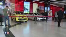 """La Volkswagen Passat élue """"voiture européenne de l'année"""""""