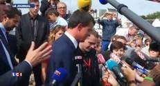 """Manuel Valls à La Rochelle : """"Croyez en mon énergie, en mon optimisme"""""""