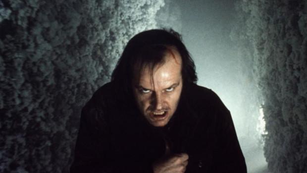 Shining. Un film de Stanley Kubrick. Avec Jack Nicholson.