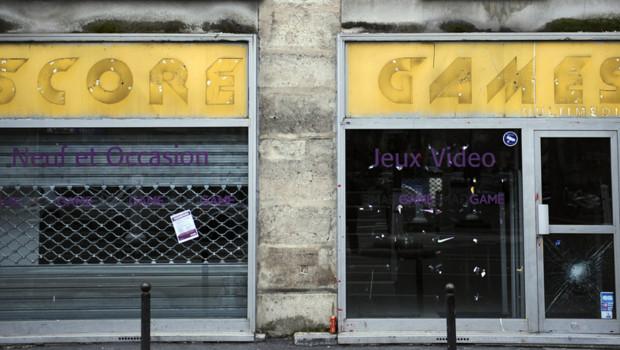 Un magasin GAME fermé en janvier 2013