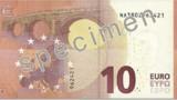 Voici le nouveau billet de 10 euros