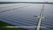 Cestas, nouveau repère de la plus grande centrale solaire d'Europe