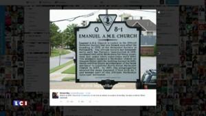 Etats-Unis : fusillade dans une église noire de Charleston, le pasteur ferait partie des victimes