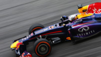 F1 GP Malaisie 2013 Essais - Vettel Red Bull
