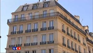 immeuble résidence luxe fortuné riche