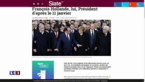 """""""Je suis migrant"""", le photo-montage choc de Human Rights Watch"""