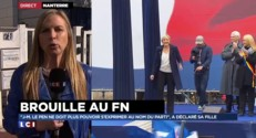 "Jean-Marie Le Pen ""acceptera"" que sa parole n'engage plus le FN selon Bruno Gollnisch"