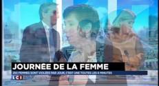 La journée de la femme permet aux politiques de prendre des décisions