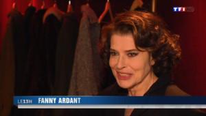 """Le 13 heures du 8 mars 2014 : """"Des journ� enti�s dans les arbres"""" : un r�fait pour Fanny Ardant - 1341.282"""