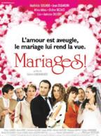 Affiche du film Mariages !