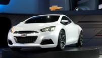 Chevrolet Tru 140S Concept 2012 Salon Dtroit