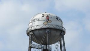 Les studios Disney à Burbank, Californie