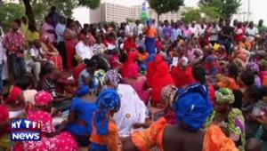 Nigeria: les mères des jeunes filles enlevées dénoncent les mensonges du gouvernement