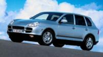 PORSCHE Cayenne 4.5 V8 - 340 S - 2002