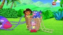Dora l'exploratrice en streaming