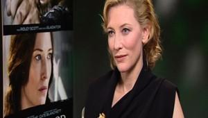 Cate Blanchett - Interview Robin des Bois - Cannes 2010