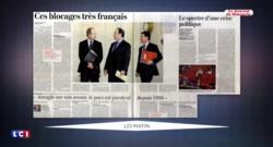 """""""Depuis 1986, notre pays n'a plus de projet"""", estime Jacques Attali"""