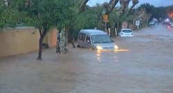Inondation à La-Londe-Les-Maures, 28/11/14