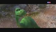 """""""Le voyage d'Arlo"""", un Jurrasic Park à la sauce Pixar"""