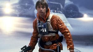 Mark Hamill alias Luke Skywalker dans Star Wars