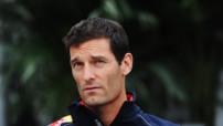 Mark Webber (Red Bull) au GP F1 du Cananda, le 6 juin 2013