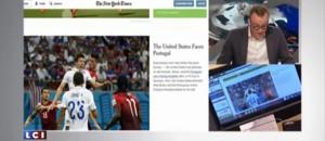 Mondial 2014 : retrouvez le ballon gommé sur la photo