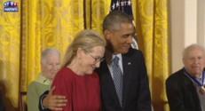 Obama Streep