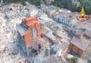 Séisme en Italie : un drone filme la ville d'Amatrice, dévastée par le tremblement de terre