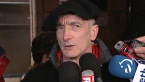 TF1/LCI : Philippe Bidart à sa libération, 14 février 2007