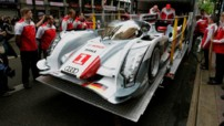 24h Le Mans 2012 Audi Pesage