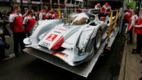 24h Le Mans 2012 Audi Pesage