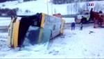 Accident de bus scolaire dans le Doubs : deux enfants tués, une enquête ouverte