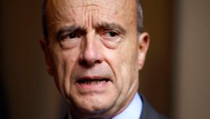 Alain Juppé ministre des Affaires étrangères Quai d'Orsay UMP