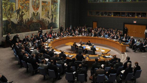 Archives : séance du Conseil de sécurité de l'Onu