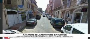 Corse : à Propriano, une boucherie musulmane et un kebab mitraillés