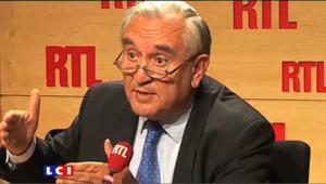 L'ancien Premier ministre, Jean-Pierre Raffarin.