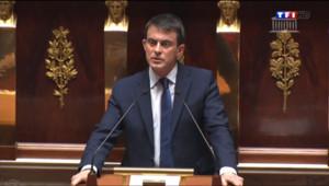 Le 20 heures du 29 avril 2014 : Valls a d�ndu son plan �%u2019Assembl�nationale - 127.56