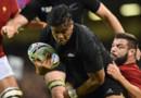 Rugby : Savea marque son deuxième essai lors de Nouvelle-Zélande-France du 17/10/15