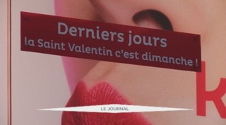 Saint-Valentin : l'amour a-t-il un prix ?