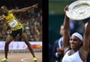 Usain Bolt Serena Williams L'Equipe copie