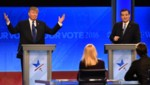 Donald Trump et Ted Cruz