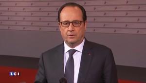 """François Hollande : """"Nous devons agir contre l'Etat islamique"""""""