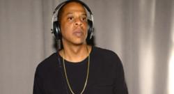 Jay-Z lors du lancement de Tidal à New York le 30 mars 2015