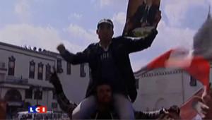 La protestation s'étend en Syrie : les images