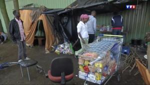 Le 20 heures du 4 septembre 2014 : Calais : un nouveau centre pour les migrants - 676.858