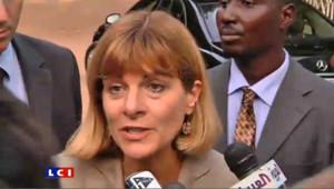 Otages au Niger : la présidente d'Areva sur place