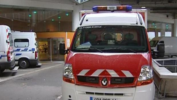 TF1/LCI : Urgences hospitalières : ambulance