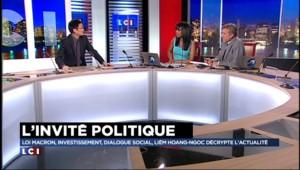 """""""4 Français sur 10 changent d'emploi tous les ans"""" nuance Liêm Hoang-Ngoc"""
