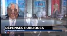 """Coût des ex-présidents : """"Un souci de transparence"""" pour le vice-président de l'Assemblée"""
