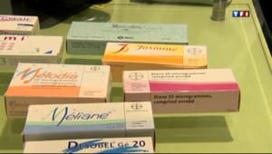 Le 13 heures du 26 mars 2013 : Les dangers de la pilule - 241.05769666290286